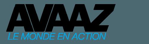 Logo de l'Organisation AVAAZ
