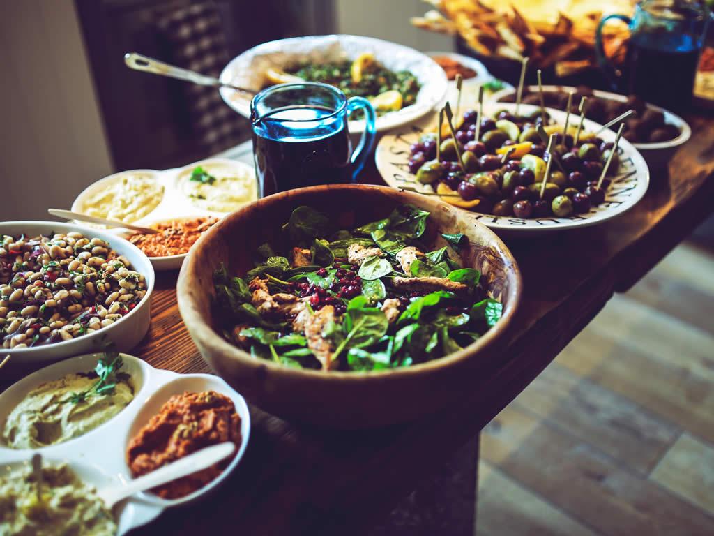 Se nourrir sainement avec des bons ingrédients