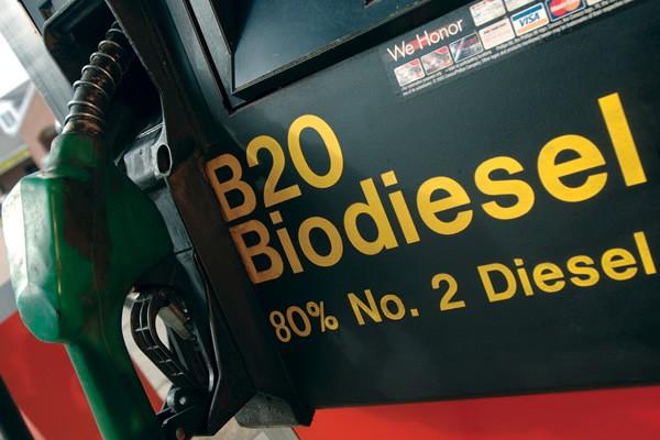 Le marketing Biodiesel est prêt pour le consommateur