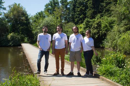 L'équipe de Humming-Earth NGO