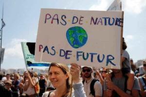 La Marche pour le climat @ Rennes
